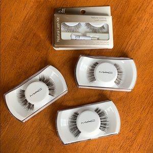 Mac cosmetics false lashes